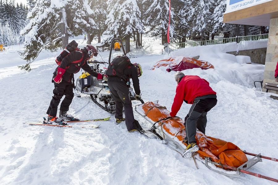 Skiunfall - Schmerzensgeld und Haushaltsführungsschaden