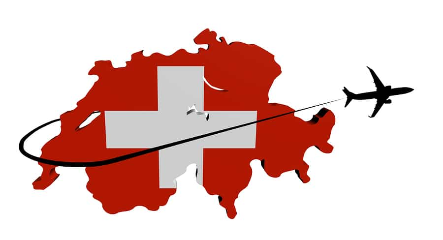 Fluggastrechteverordnung: Ausgleichszahlung bei Flügen in die Schweiz