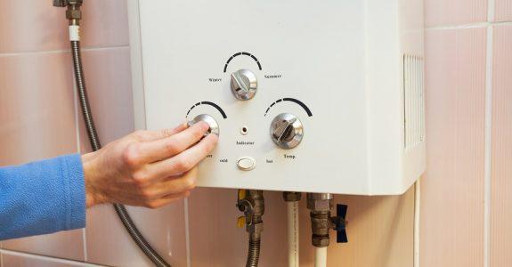 Kleinreparaturklausel für die erfolglose Wartung eines Durchlauferhitzers