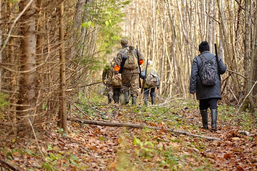 Jagdgemeinschaft von Mitpächtern - Ausscheiden eines Pächters und Auseinandersetzung