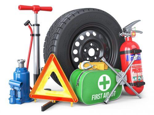 Verkehrsunfall: Ersatz der Kosten für Verbandskasten, Warndreieck und Warnweste