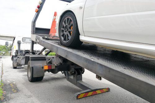 Verkehrsunfall – Erstattung von fiktiven Verbringungskosten