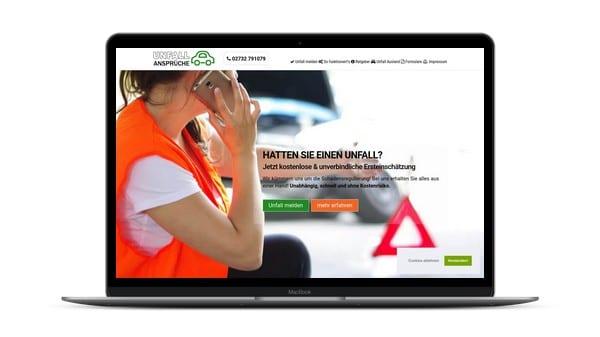 Unfall-Ansprueche.de