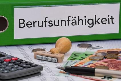 Berufsunfähigkeitsversicherung - Hilfe vom Rechtsanwalt