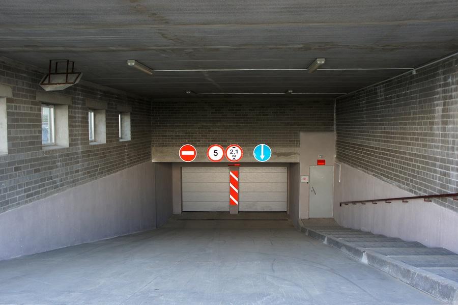 Verkehrssicherungspflicht für Tiefgarageneinfahrt