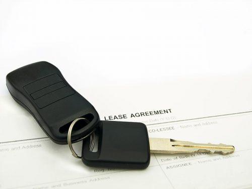 Leasingvertrag: kalkulierter Restwert und bestehender Minderwert