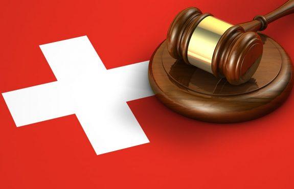 Unfall in der Schweiz