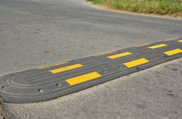 Wegerecht: Entfernungsanspruch von Bodenschwellen