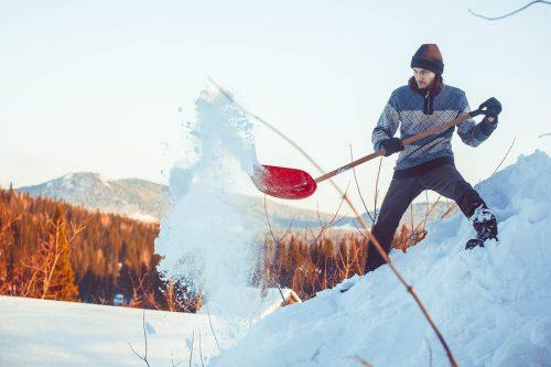 Winterdienstvertrag und Minderungsrecht bei mangelhafter Schneeräumung