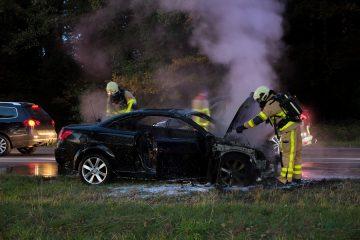 Brand des Nachbarfahrzeugs – Betriebsgefahrzurechnung