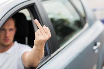 Beleidigung im Straßenverkehr – Schmerzensgeldanspruch