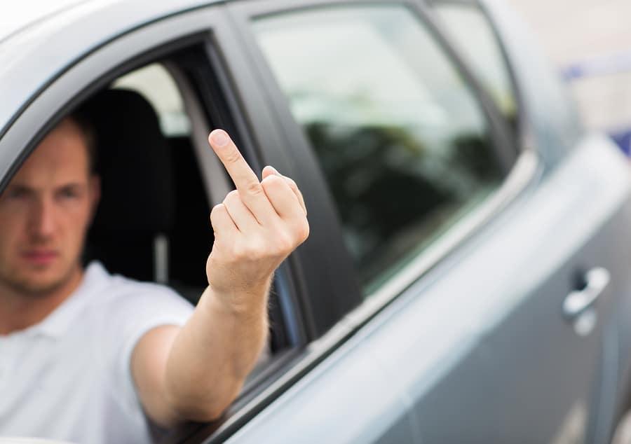 Beleidigung im Straßenverkehr - Schmerzensgeldanspruch
