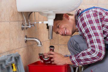 Sanitärinstallation ohne Herstellerkennzeichen