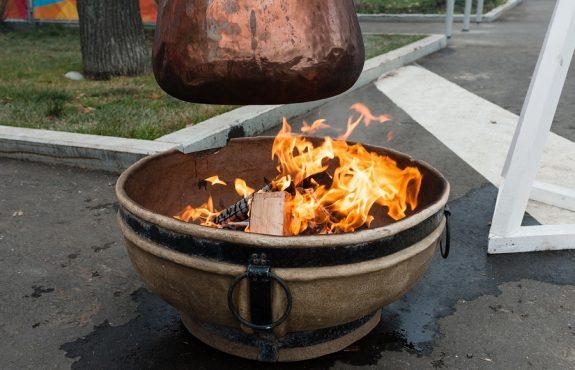 Feuerschale - Betreiben auf Gemeinschaftsflächen zulässig?