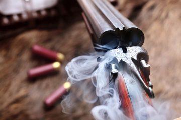 Jagdwaffe – fahrlässige Körperverletzung durch Schussknall