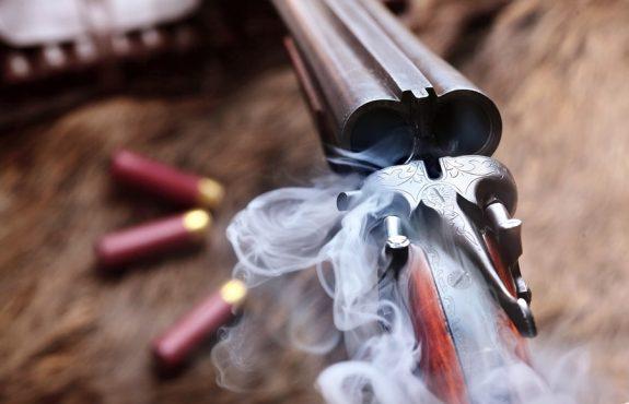 Jagdwaffe - fahrlässige Körperverletzung durch Schussknall