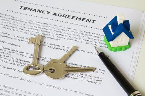 Nichtzahlung der Mietkaution - Mietvertragskündigung