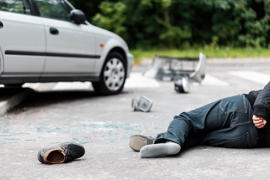 Verkehrsunfall: Schmerzensgeld für Unfallverletzungen mit Dauerfolgen