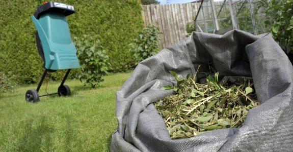 Beschädigung eines Grashäckslers