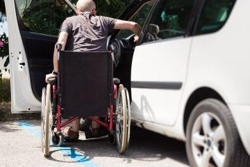 Verkehrsunfall – gewerbliches Behindertenfahrzeug – Anmietung eines Ersatzfahrzeuges