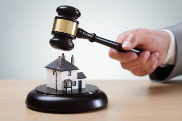 Zwangsversteigerung: Teilungsversteigerung über Vermögen eines Miteigentümers – Insolvenz