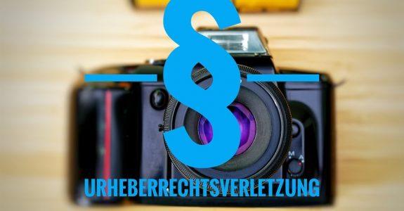 Urheberrechtsverletzungen bei Bildern - Lizenzschaden