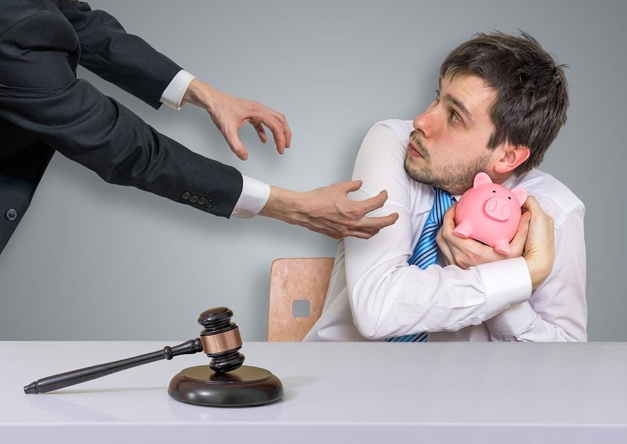 Ablehnung einer Pfändung durch Gerichtsvollzieher - Nichteinzahlung Vorschuss