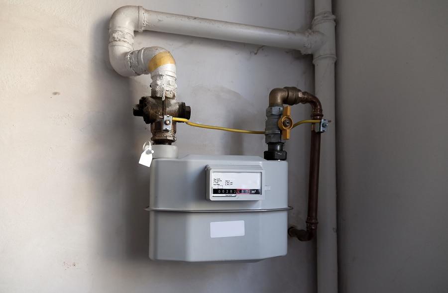 Sperrung eines Gaszählers wegen Zahlungsrückstands - Missbrauch