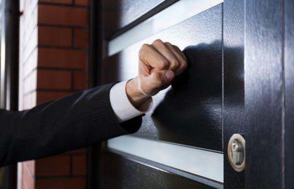 Abnahme der Vermögensauskunft - Nichtantreffen des Schuldners bei Vollstreckungsversuch