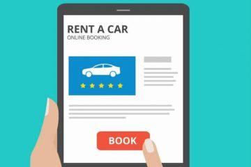 Verkehrsunfall – Vergleichbarkeit von Internetangeboten zu Mietwagen