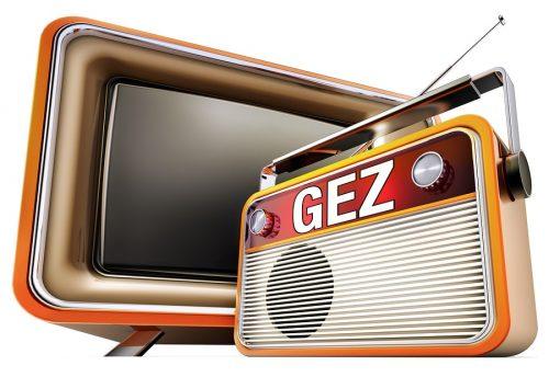 Rundfunkgebühren - Erzwingungshaft wegen Nichtzahlung
