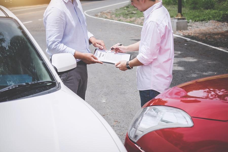 Verkehrsunfall - Schätzung des Wiederbeschaffungswerts des verunfallten Fahrzeugs
