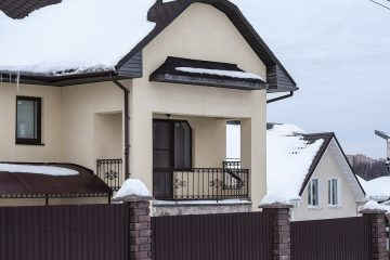 Verkehrssicherungspflicht Gebäudeeigentümer bei Dachlawine aus Schnee
