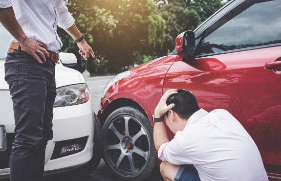 Verkehrsunfall: Mitverschulden trotz Vorfahrt