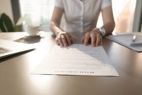 Verstoß gegen eine mietvertragliche Unterlassungspflicht - Abmahnung