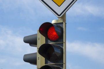 Regelfahrverbot bei Rotlichtverstoß – Urteilsfeststellungen
