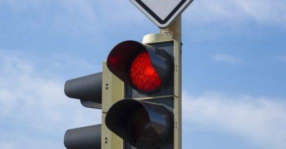 Regelfahrverbot bei Rotlichtverstoß - Urteilsfeststellungen