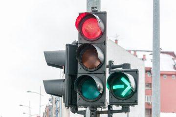 Rotlichtverstoß – Schätzung der Rotlichtdauer durch Polizeibeamten