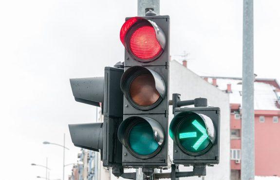 Rotlichtverstoß - Schätzung der Rotlichtdauer durch Polizeibeamten