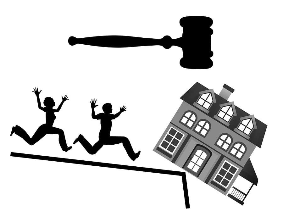 Zwangsversteigerungsverfahren - einstweilige Einstellung