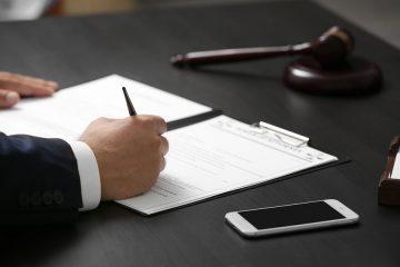 Bürgschaftserklärung – Erforderlichkeit der Schriftform einer Vollmacht
