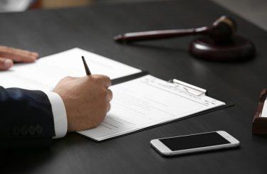 Bürgschaftserklärung - Erforderlichkeit der Schriftform einer Vollmacht
