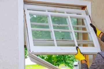 Mietminderung bei stark abgenutzten und erneuerungsbedürftigen Holzfenstern