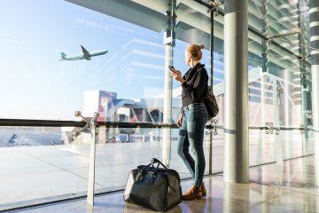 Fluggastentschädigung bei Nichterreichen des Anschlussfluges
