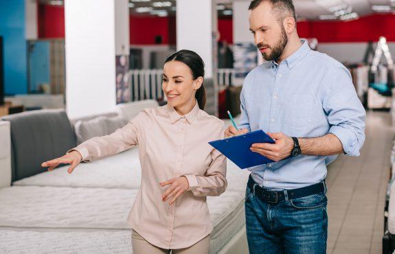 Möbelkauf - Rückabwicklung des Kaufvertrages wegen Mängeln