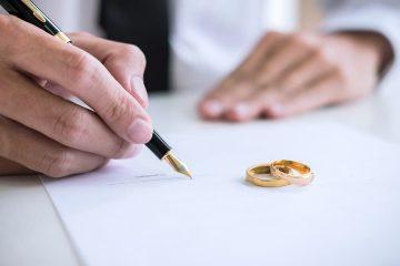 Ehescheidung – Ausschluss des Erbrechts des überlebenden Ehegatten