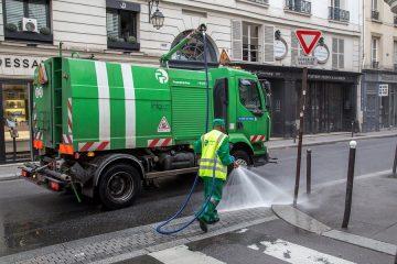 Verkehrsunfall: Beseitigungskosten für Diesel- und Kühlflüssigkeitsbeseitigung