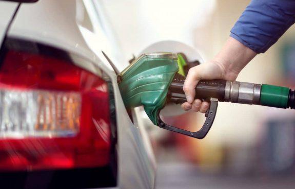 Verkehrsunfall - Benzinfüllung als Schadensposition