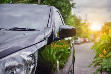 Fahrbahnengstelle – Gewährleistung der Verkehrssicherheit
