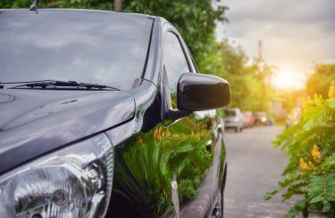 Fahrbahnengstelle - Gewährleistung der Verkehrssicherheit